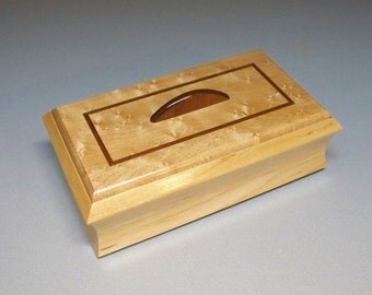 Finely Crafted Small Wooden Box, Trinket Box, Keepsake Box,