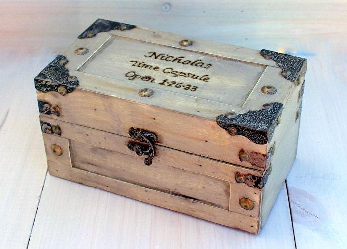 keepsake box memory box love letters time capsule jewelry box