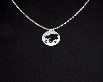 Guinea Bissau Necklace - Guinea Bissau Jewelry - Guinea Bissau Gift