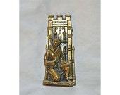 Glastonbury Door Knocker, Vintage and So Unusual for Arthurian Addicts