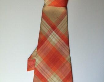 Vintage XLarge Tie 70s