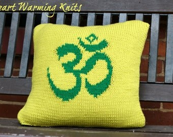 Om Meditation Pillow Case/Meditation Cusion Cover