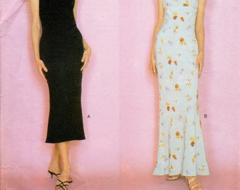 """Givenchy Dress Pattern - Size 8, Bust 31 1/2""""- Vogue Paris Original 1978"""