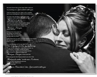 Wedding Gift, Lyrics on Canvas, Aaron Lines Lyrics Twenty Years Late,  Mother and Son Dance, Mother of the Groom