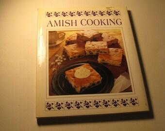 Vintage Cookbook - 'Amish Cooking' (TP-BK-1-1)