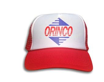Trucker Cap - Orinco Trucks Trucker Hat - Snapback Mesh Cap