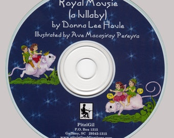 Lullaby:  Royal Mousie (INSTRUMENTAL version)