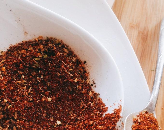 Yucatan Rojo, Mexican Spice Seasonings with added warmth and citrus, carne asada mix, fajitas, tacos