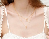 Key to her heart Necklace - Wife Gift Girlfriend Gift