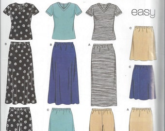 New Look 6730 - UNCUT - Misses Seperates Sewing Pattern - Sizes S-XL