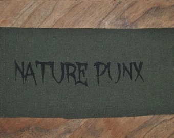 Nature Punx Patch (Green)