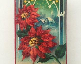Joyous Christmas Matchbox