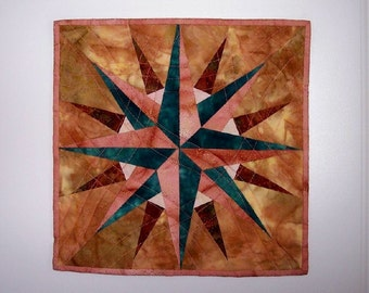 Pioneer Star Wall Hanging