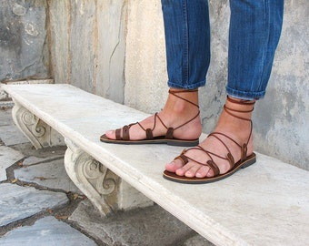 Men's Gladiator sandals. Available in six colors. Ares 03 - Free standard shipping