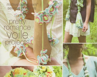 Pretty Romance Voile Projects Pattern by Amy Butler (AB056PR)