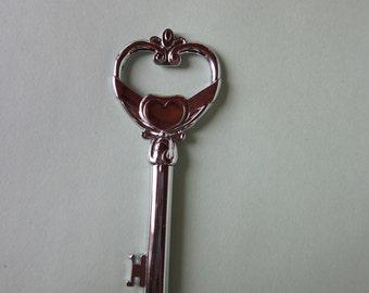 Key to My Heart by kateaspen Key to My Heart Bottle Opener Wedding