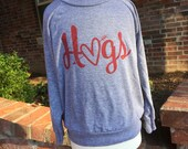SALE Have My Heart Youth Long Sleeve Top: Size 10