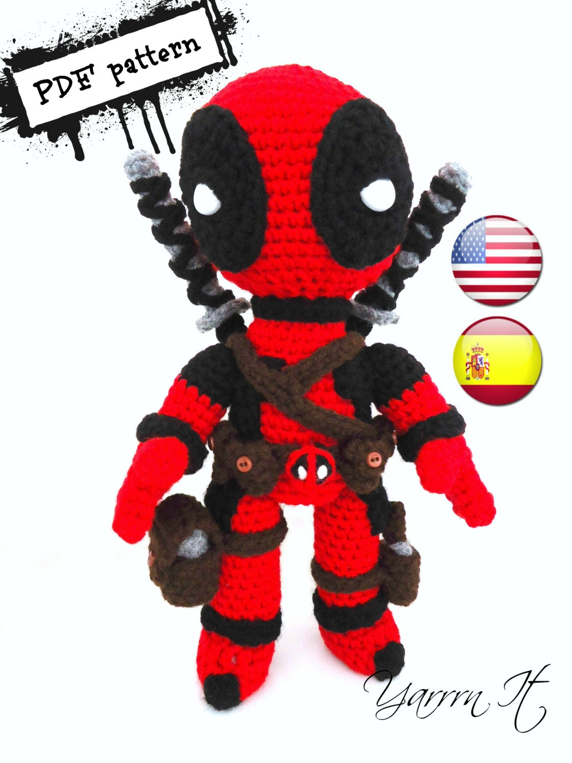 how to say deadpool in spanish