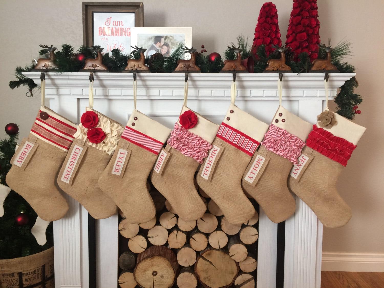 Personalized Christmas Stockings Uk