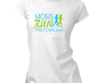 MRTT Moms Run This Town Logo 2 Color