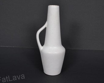 Stylish 1950 's vase by the  Germany company Steuler 4322/0