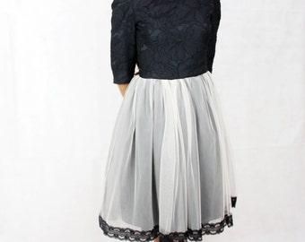 Custom made '50s Dress, Backless Dress, Bridesmaid Dress, Prom Dress, tulle party dress, evening gown dress Handmade - Princmay