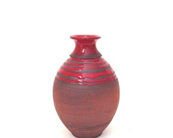 Small Hand Crafted Ceramic Vases