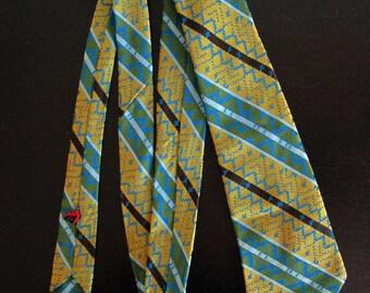 Rhodia Vintage Wide Necktie Tie