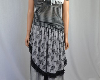 Long skirt for summer cotton