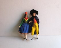 Vintage German BAPS Dolls Sweetheart Couple Set