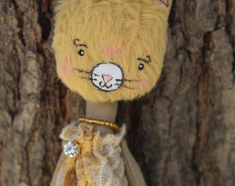 Cat Doll - Romantic doll