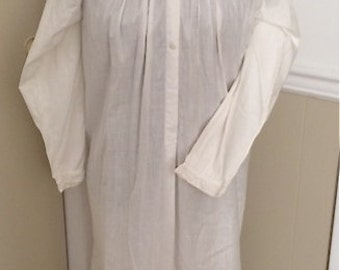 Victorian Woman's Nightgown