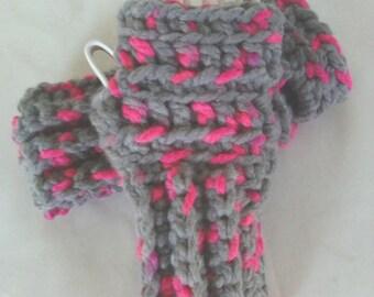 Crochet Gloves - Ready to Ship