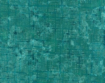 Pearl Fabric, Pearlized Fabric, Solid Fabric - Mark Hordyszynski by Blank Quilting  L 8089 67 Teal  - Priced by Half yard