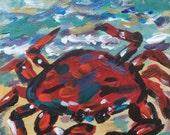 Saturday's Crab