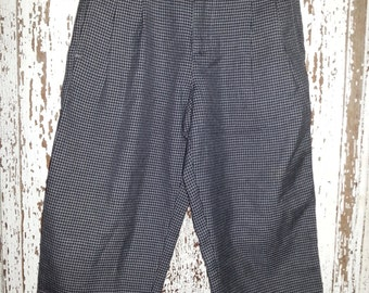 Boys Kitestrings Dress Pants Houndstooth Size 5