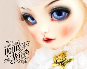 OOAK Custom Doll Repaint/Makeup/Faceup Commission Monster High BJD Blythe Pullip
