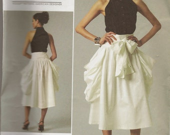 Vogue Designer Pattern-Cutting Edge Skirt and Top