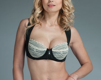 Luxury Bra - Bra Top - Push Up Bra