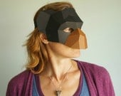 Chimp Mask - Quick, Easy and Environmentally Freindy