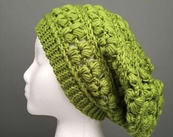 WOMEN'S CELINE Slouchy Hat, Women's Hat, Women's Slouchy Beanie, Women's Accessories, Crochet Slouchy Hat, Crochet Beanie, Hat for Women.