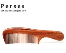 Fine Teeth Swartizia Wood Comb