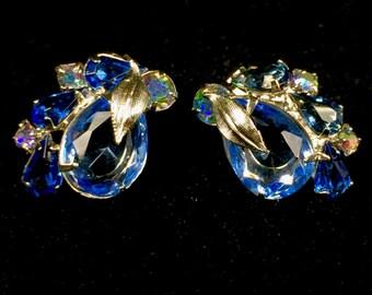 The Blue Nile Earrings