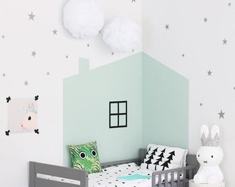 Star Wall Decals | Etsy Part 63