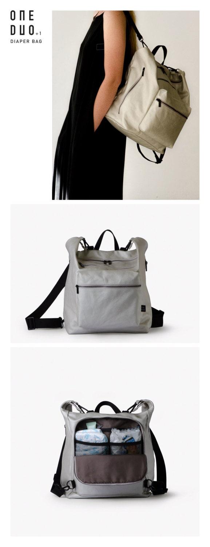 diaper bag diaper bag backpack baby diaper bag canvas by. Black Bedroom Furniture Sets. Home Design Ideas