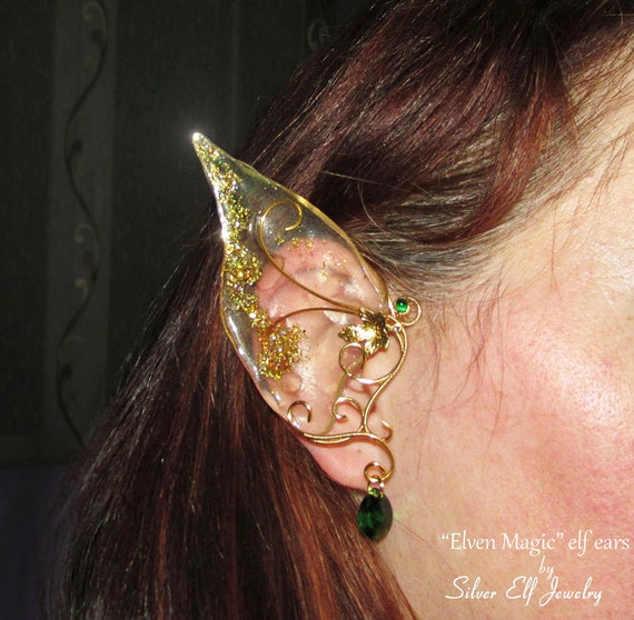 Elven Magic Elf Ears Woodland Elf Elven Ears Elf Costume