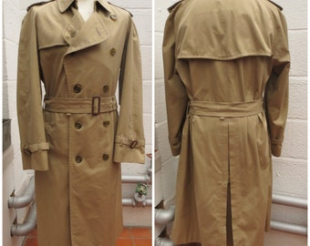 BURBERRY LONDON Heritage Trench Coat - Overcoat - Mac -  Classic