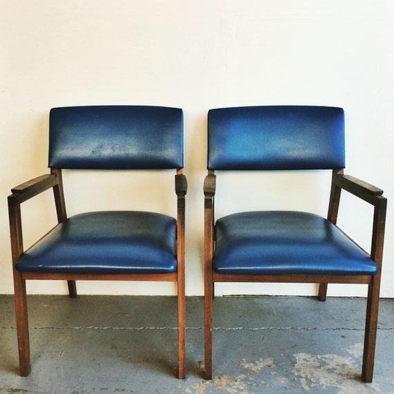 Mid Century Modern Pillows Etsy : Mid Century Modern Chairs by MidCenturyTeak on Etsy