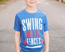 Swing For The Fences - Children's Tee