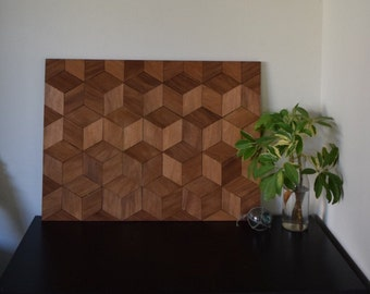 Wooden Wall Art - PICK UP ONLY